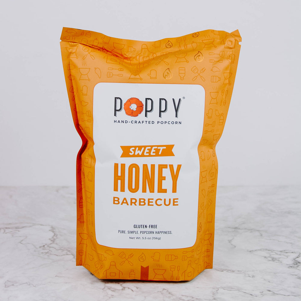 Honey BBQ Farmhouse Popcorn