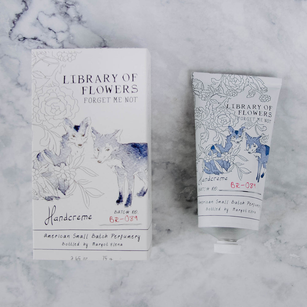 Library Of Flowers Body Care