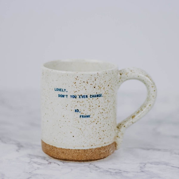 XO Quote Mugs