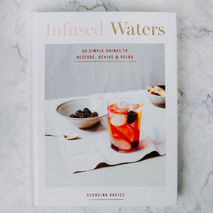 Infused Waters Book