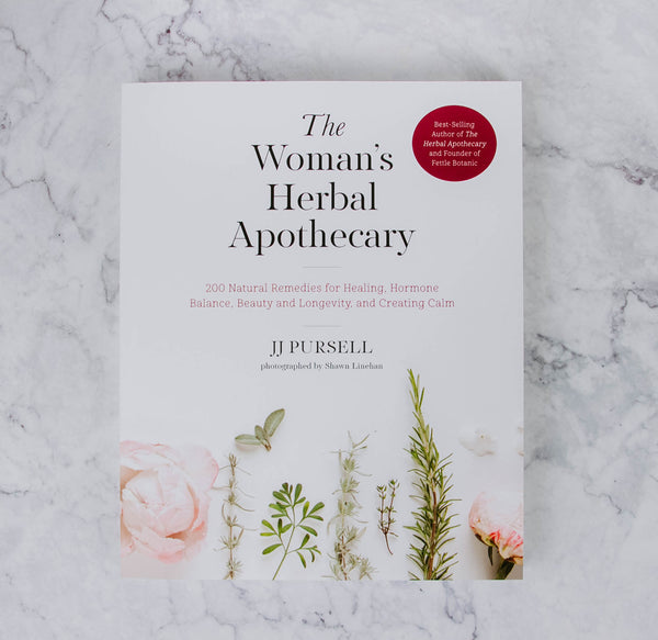 The Women's Herbal Apothecary Book