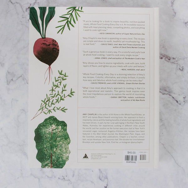 Whole Food Cooking Every Day Cookbook