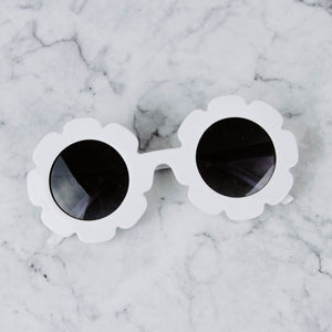 Load image into Gallery viewer, Flower Sunglasses