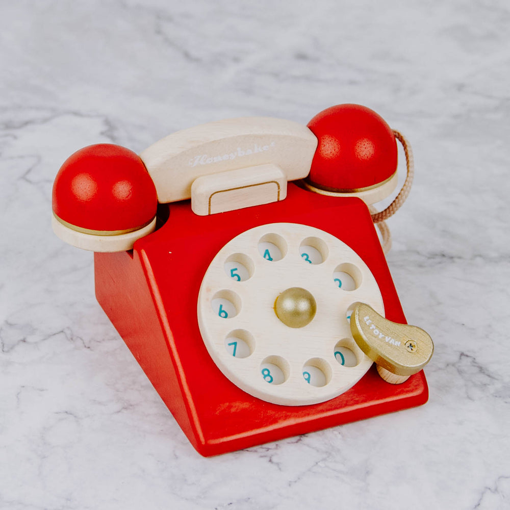 Load image into Gallery viewer, Kid's Vintage Phone
