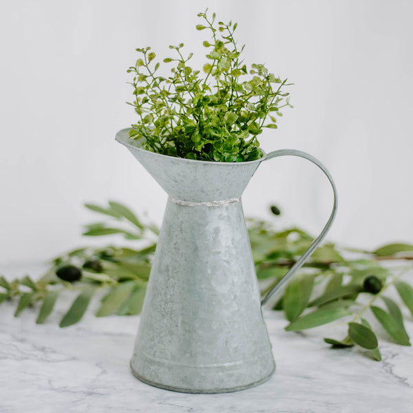 Zinc Farmhouse Watering Can