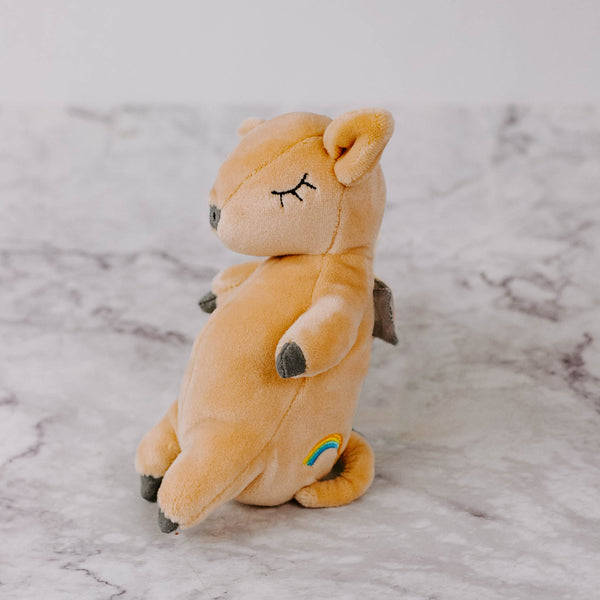 Sleepy Baby Plush Animal