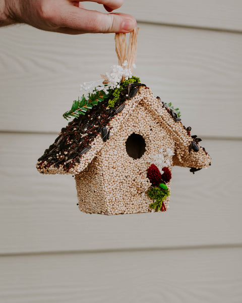 Spring Birdseed Cottages