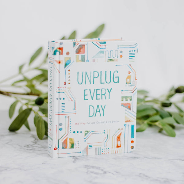 Unplug Every Day Book