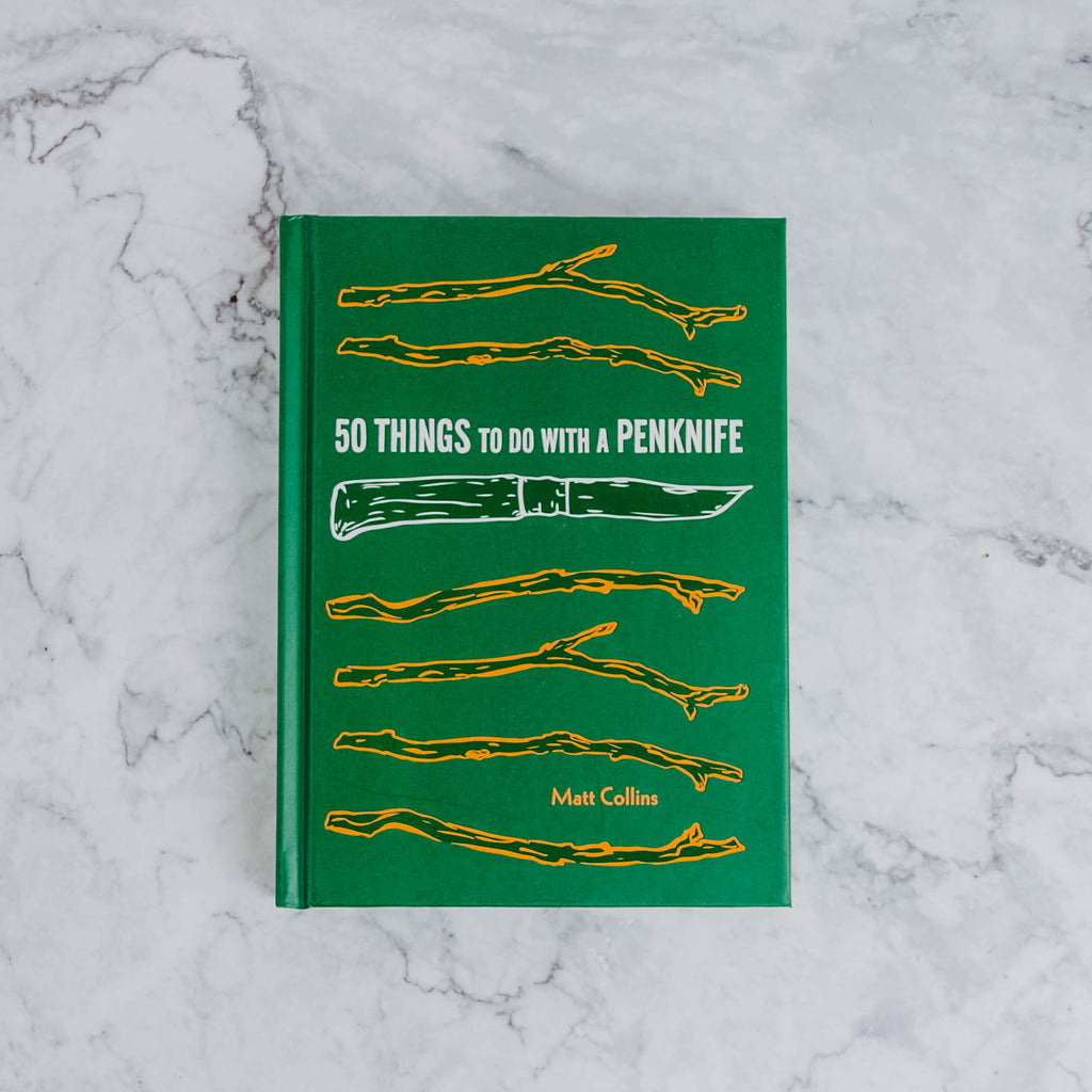50 Things To Do With A Penknife Book