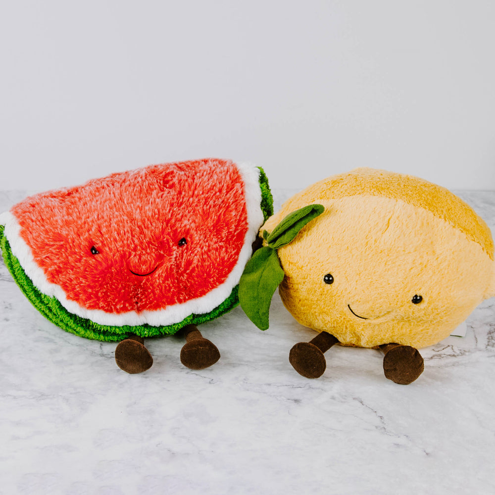 Plush Fruit