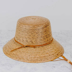 Load image into Gallery viewer, Woven Garden Hat - Abby