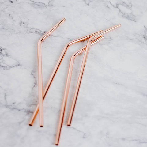 Copper Reusable Straw