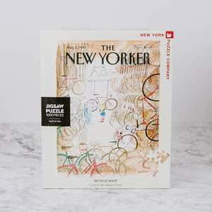 New Yorker Puzzle
