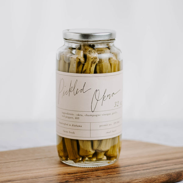 Stone Hollow Farmstead Pickles & Preserves
