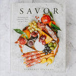 Savor Cookbook