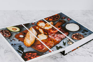 Load image into Gallery viewer, Savor Cookbook