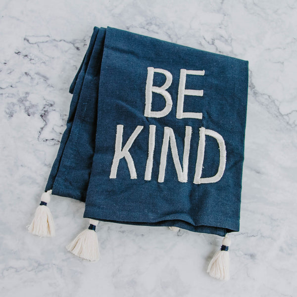 Be Kind Tea Towel