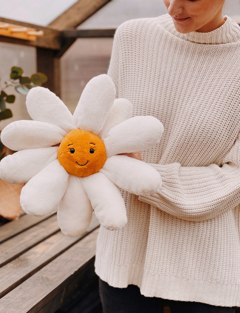 Load image into Gallery viewer, Plush Daisy