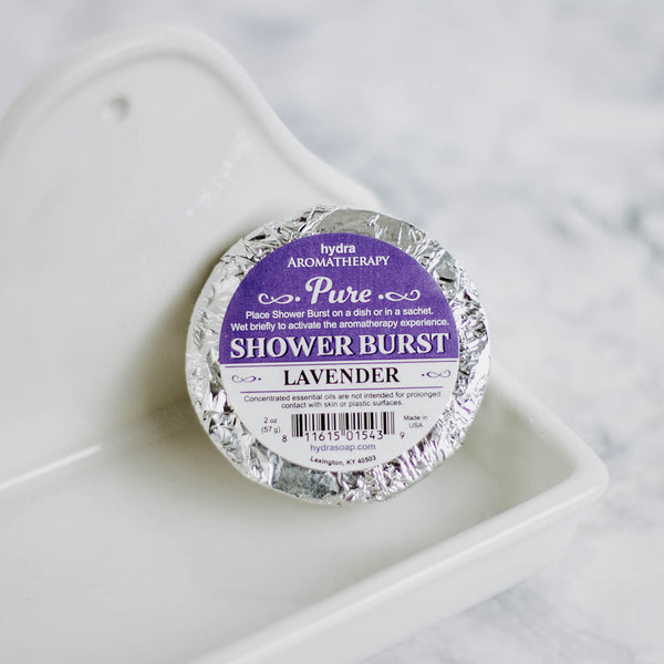 Aromatherapy Shower Burst