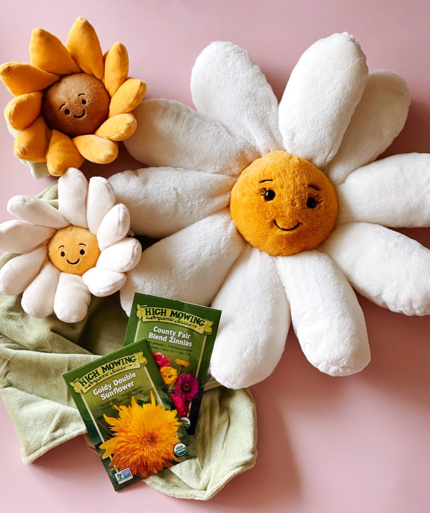 Plush Spring Flower Soother