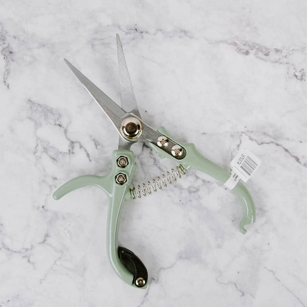 Mint Pruning Shears