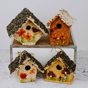 Load image into Gallery viewer, Fruit Birdseed Cottages