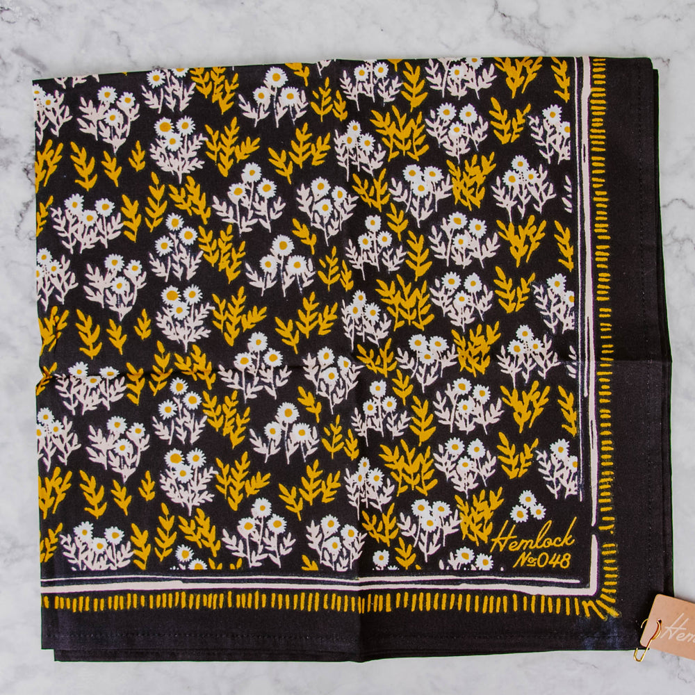 Cotton Patterned Bandana