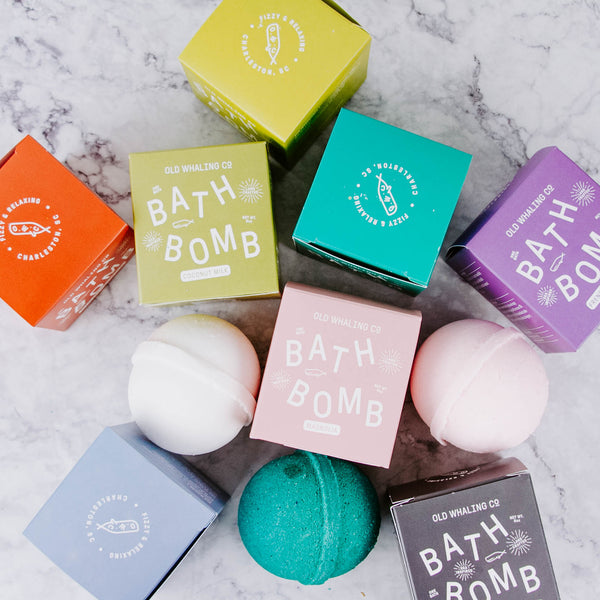 Old Whaling Co. Bath Bomb