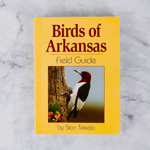 Birds of Arkansas Book