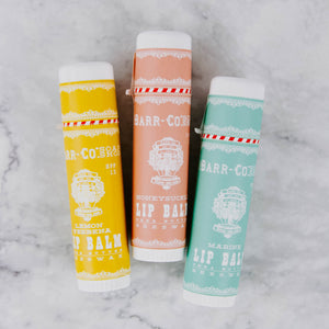 Load image into Gallery viewer, Barr & Co. Lip Balm