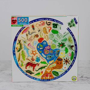 Colorful Animal Puzzles