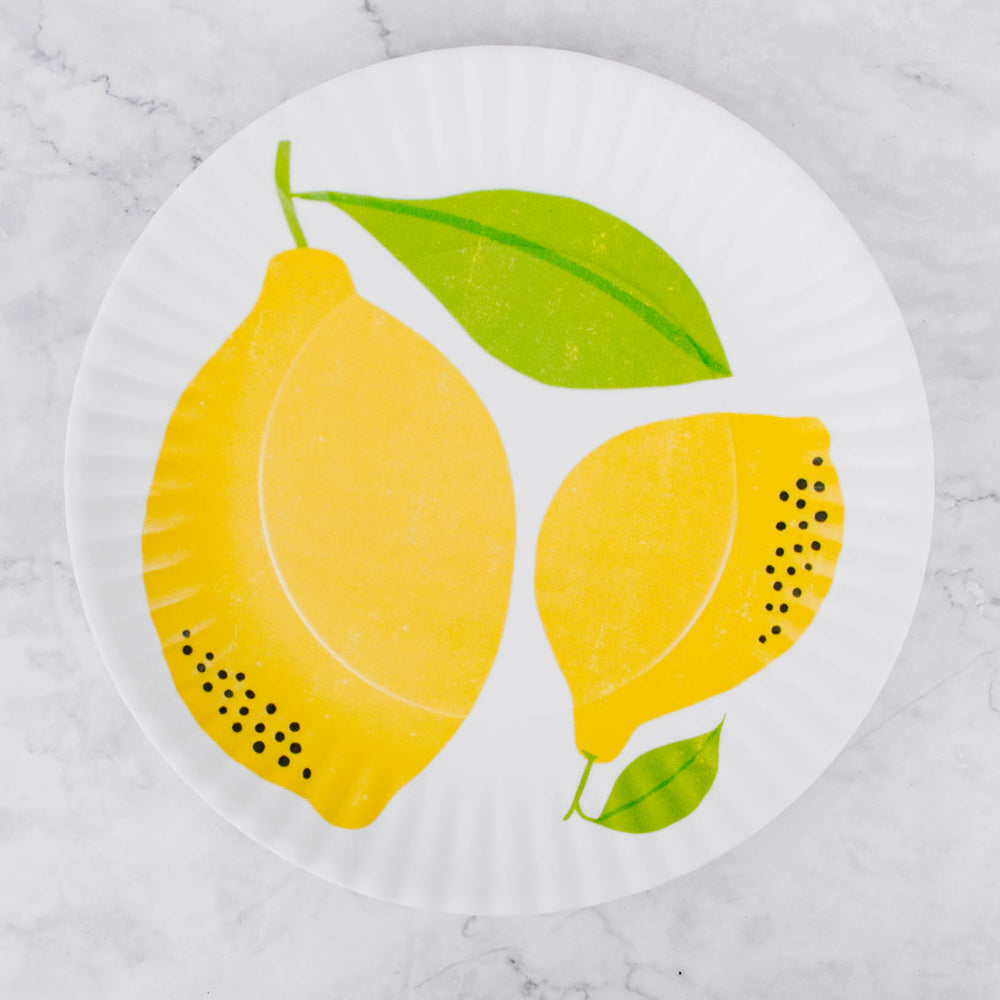 Load image into Gallery viewer, Lemon Plate