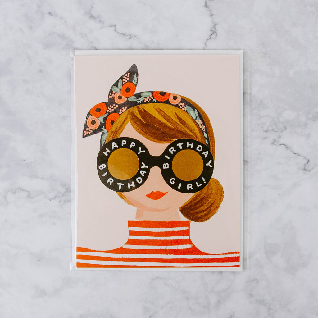 Rifle Paper Co Birthday Card