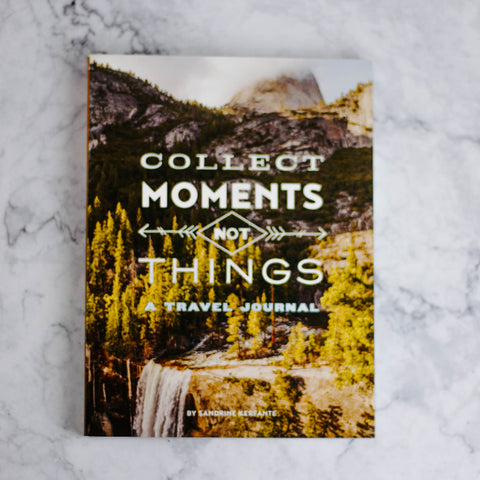 Collect Moments Travel Journal