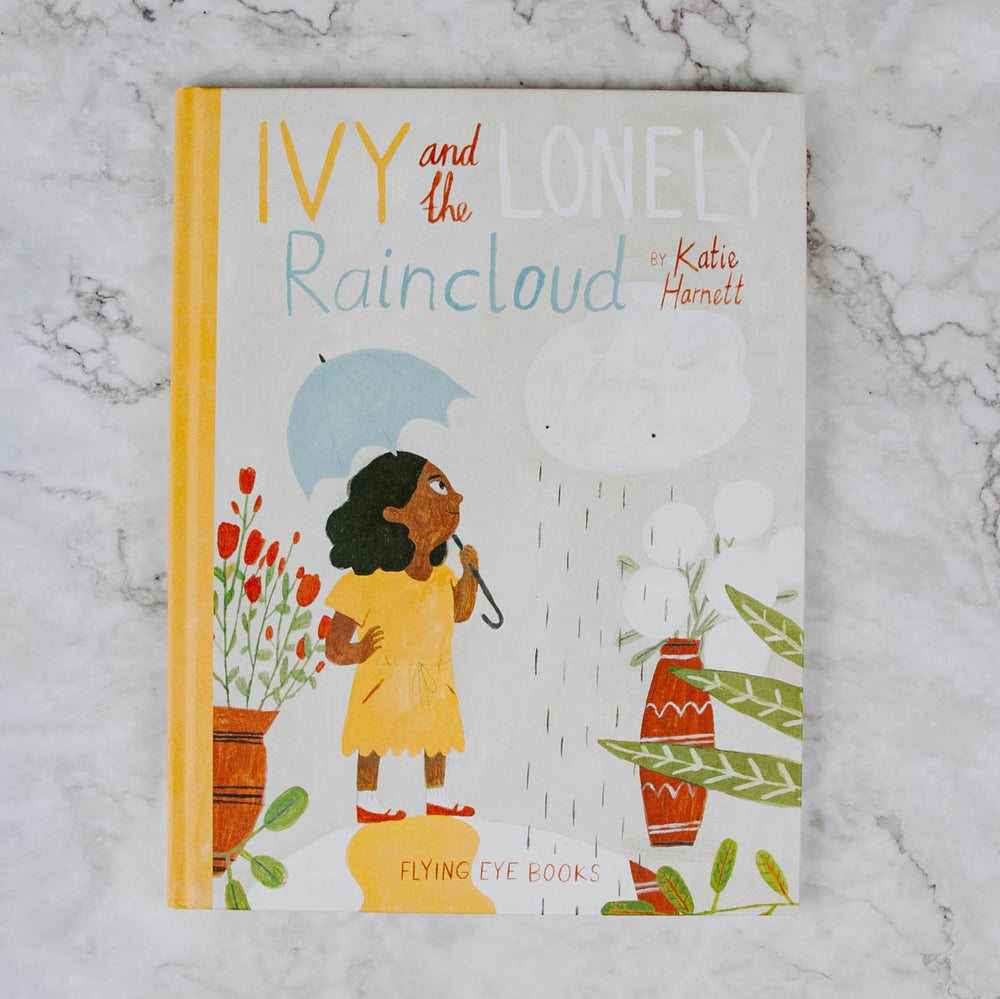 Ivy & The Lonely Raincloud Book