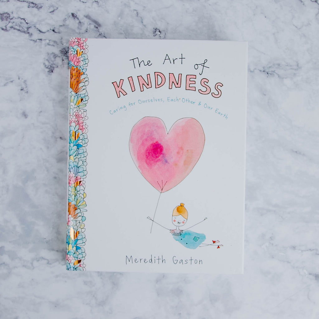 The Art of Kindness Book