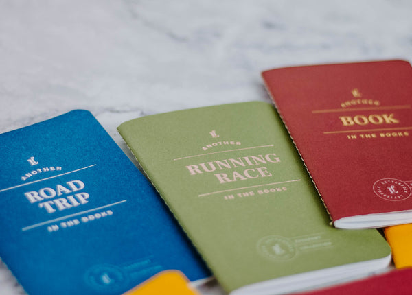 Passport Letterfolk Notebook