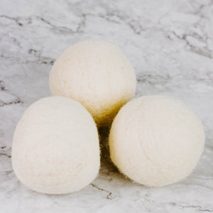 Load image into Gallery viewer, Natural Wool Dryer Balls