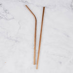 Bronze Reusable Straw