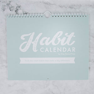 Load image into Gallery viewer, Habit Calendar