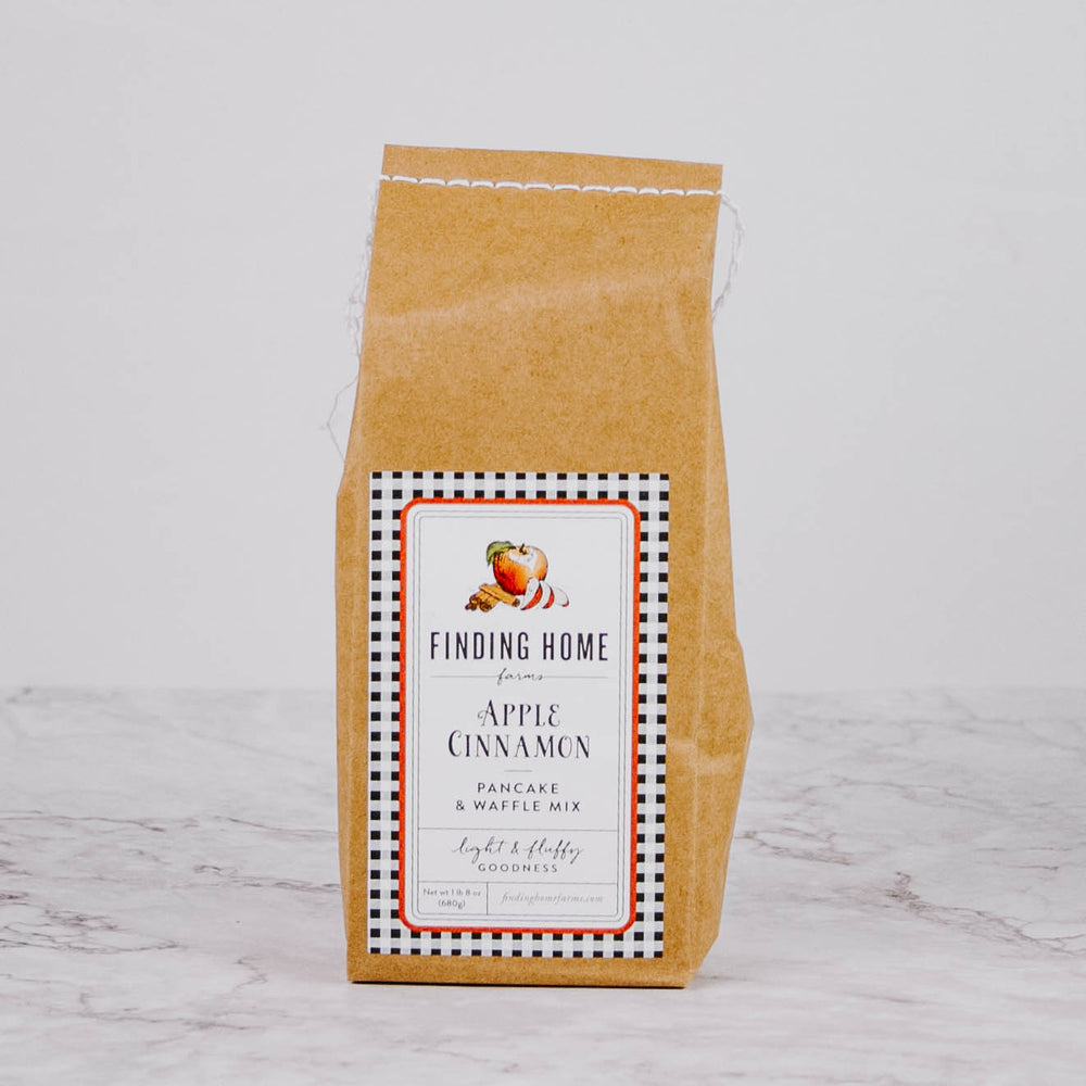 Finding Home Farms Fall Pancake Mix