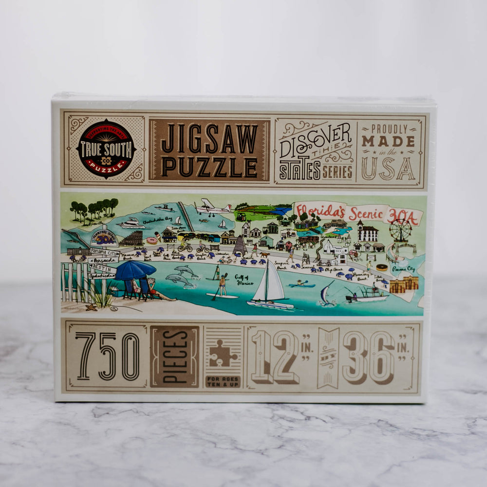Load image into Gallery viewer, Florida 30A Puzzle