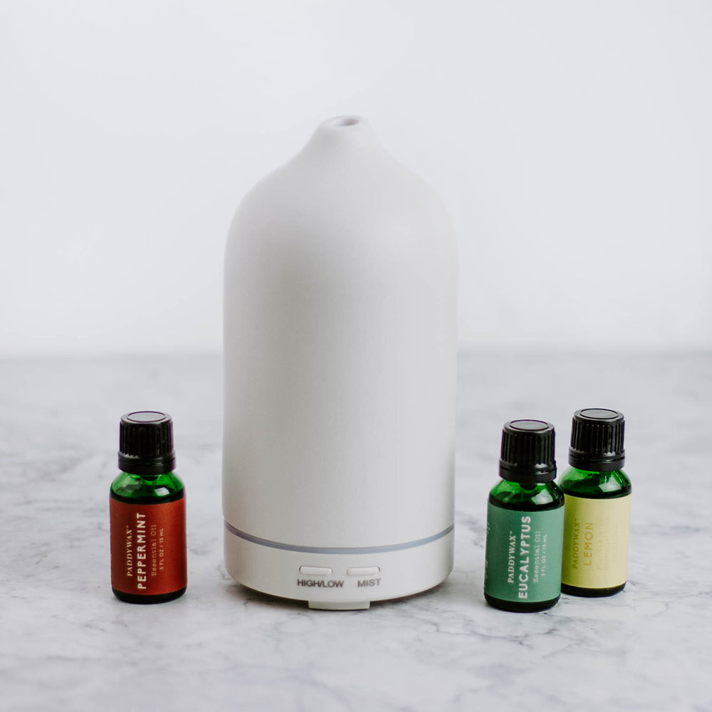 Load image into Gallery viewer, Ceramic Essential Oil Diffuser