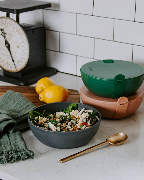 Portable Lunch Bowl