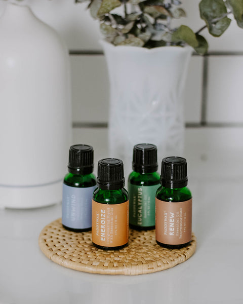 Essential Oils & Blends