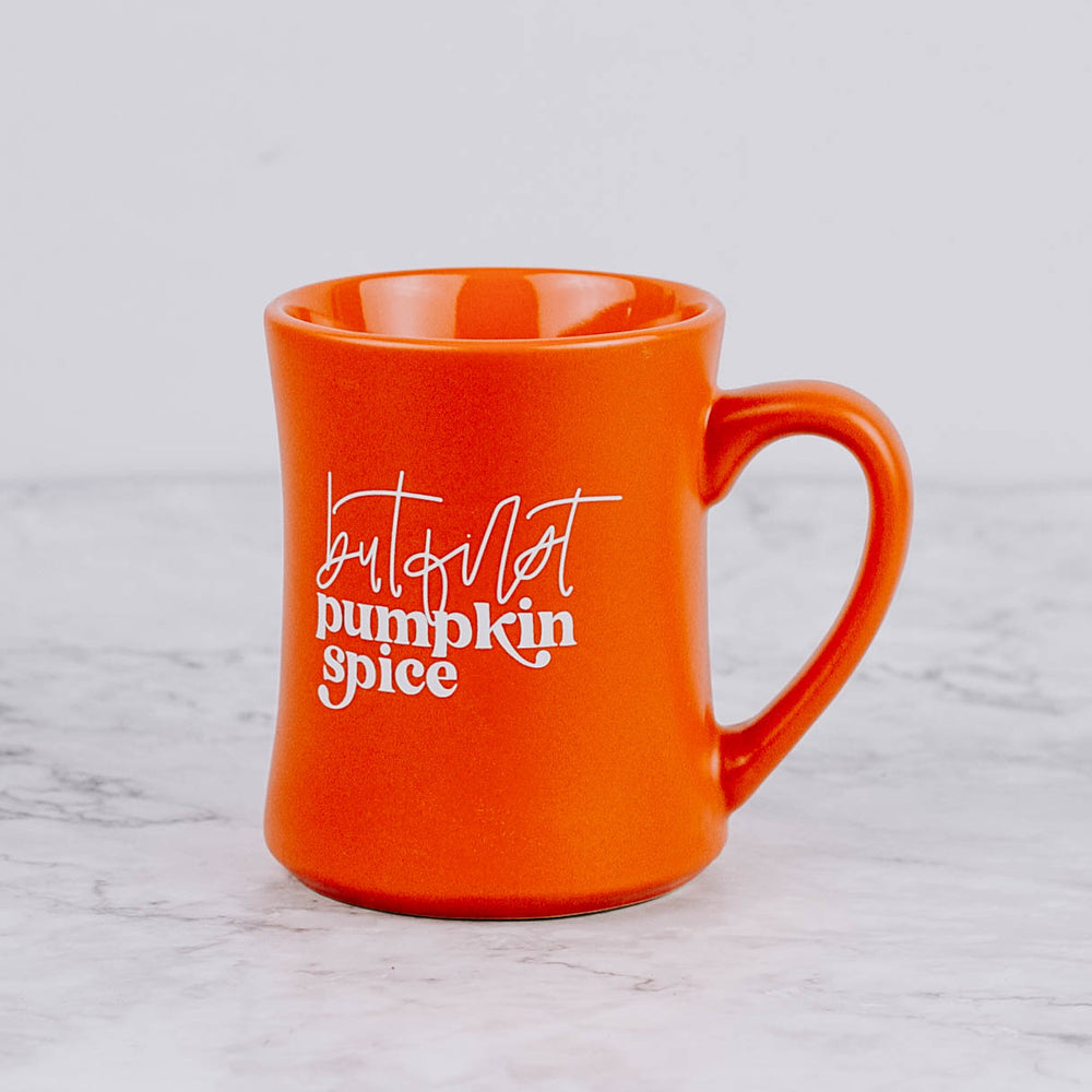 Load image into Gallery viewer, But First Pumpkin Spice Mug