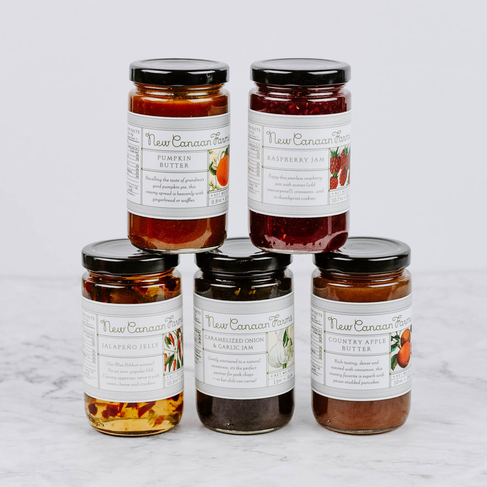 New Canaan Farms Jams & Jellies