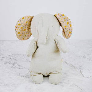 Plush Linen Animals
