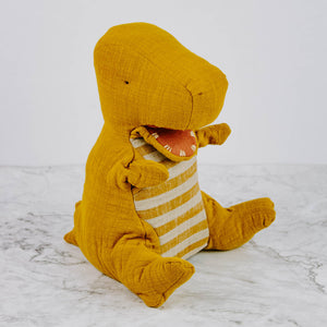 Load image into Gallery viewer, Plush Dinosaur Puppet