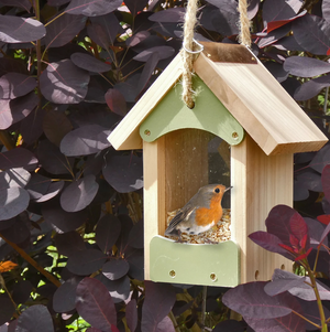Load image into Gallery viewer, Hanging Bird Barn